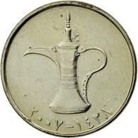 Monnaie, United Arab Emirates, Dirham, 2007, British Royal Mint, SUP - Emirats Arabes Unis