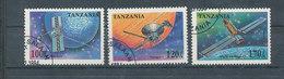 Satellites - Tanzanie (1964-...)