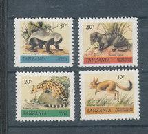 Animaux Sauvages - Tanzanie (1964-...)