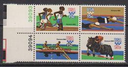 USA 1979 Olympic Sommergames 4v (+margin) ** Mnh (41837I) - Verenigde Staten