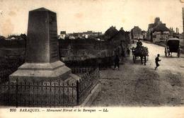62] Pas De Calais > Baraques : Monument Bleriot /   LOT  683 - Non Classés