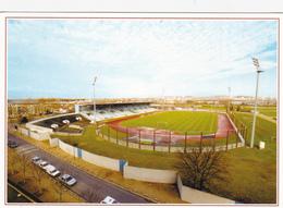 CARTE DE STADE DE. COLOMBES   FRANCE  LE STADE YVES DU MANOIR       # C.C.P.S. N°. 19 - Soccer