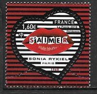 France 2018 N° 5199 Neuf St Valentin Sonia Rykiel Sous Faciale - France