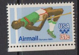 USA 1979 Olympic Sommergames 1v (+margin) ** Mnh (41837N) - Verenigde Staten