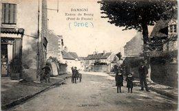 61 - DAMIGNI --  Entrée Du Bourg - Damigny