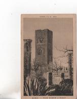 Cpa.Maroc.Tour Hassan. - Rabat