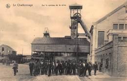 Le Charbonnage   Sur Le Carreau De La Mine      I 5554 - Wezet