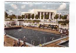 85 Les Sables D' Olonne La Piscine Du Casino CPSM GF Edit Estel N°27535 Couleur - Sables D'Olonne