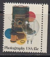USA 1978 Photography 1v (+margin) ** Mnh (41838) - Verenigde Staten