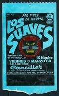 Los Suaves (Entrada) - Concerttickets