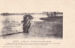 Eure - Aizier - Le Mascaret - Incident De La Première Période - France