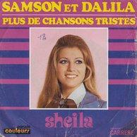 "Sheila 45t. SP ""samson Et Dalila"" - Vinyl Records"