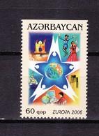 Europa CEPT Azerbaïdjan - Aserbaidschan - Azerbaijan 2006 Y&T N°539h - Michel N°639Du *** - Europa-CEPT