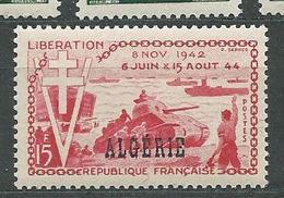 ALGERIE  N°  312  **  TB  1 - Algérie (1924-1962)