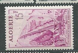 ALGERIE  N°  313  **  TB  2 - Algérie (1924-1962)