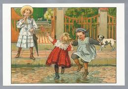 NL.- ROTTERDAM. Spelende Kinderen Uitgave Van Heel Nederland Deelt Uit. Collectie Van Nationaal Onderwijsmuseum. - Museum