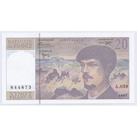 FAY 66TER/02 - 20 FRANCS DEBUSSY - 1997 - A 059 - NEUF - PICK 151 - - 1962-1997 ''Francs''