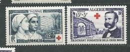 ALGERIE  N°  316/17  **  TB  2 - Algérie (1924-1962)