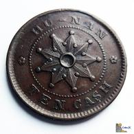 China - Hunan Province - 10 Cash - 1912 - Chine