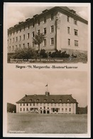 SIEGEN FOTOKAART  ST. MARGARETHA - HOUTEM  KAZERNE - Casernas