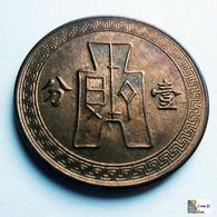 China - 10 Cash - 1936 - China
