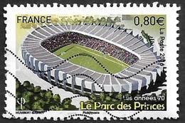 FRANCE   2016-   YT 5060  - Parc Des Princes -  Oblitéré - France