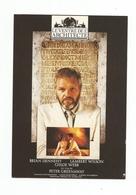 Affiche Sur Carte Le Ventre De L Architecte De Peter Greenaway Avec Lambert Wilson - Affiches Sur Carte