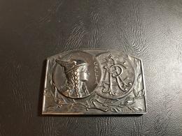 Medaille AUTOMOBILE CLUB DU RHONE - 1928 - Professionnels / De Société