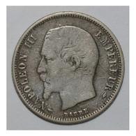 GADOURY 414 - 50 CENT. 1854 A TYPE NAPOLEON III Tête Nue - TB - KM 794 - - France
