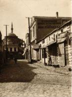 CPM Real Photo Postcard SKOPJE Une Rue Dans Le Quartier Musulman MACEDONIA SERBIA (708859) - Macédoine