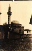 CPM Real Photo Postcard USKUB SKOPJE Mosquee MACEDONIA SERBIA (708893) - Macédoine