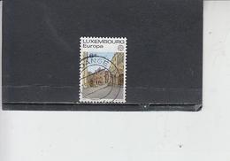 LUSSEMBURGO  1977 - Unificato  895 - Europa - Lussemburgo