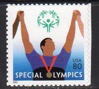 USA 2003 Special Olympics Program, MNH (SG 4264) - United States