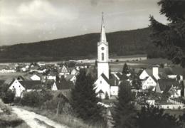 Kirchen-Hausen / Geisingen (D-A320) - Alemania