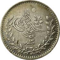 Monnaie, Turquie, Abdul Mejid, 20 Para, 1851, Qustantiniyah, TTB, Argent, KM:669 - Turquie