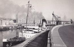 Bateaux (Photographie) - Boulognes Sur Mer - 62 - En Gare Maritime - L'Isle Of Thanais - Bateaux