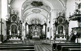 005921  Wallfahrtskirche Marienweiher Innenansicht, Frankenwald - Deutschland