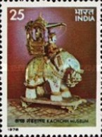 USED STAMPS India - Treasures From Indian Museums -  1978 - India