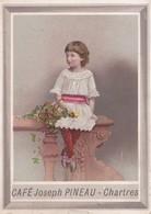 Vers 1900 Café Joseph Pineau à Chartres - Autres