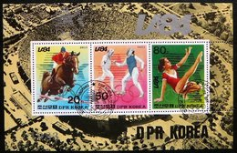 (dcos-112) N. Korea    Mi Bloc 163 - Corée Du Nord