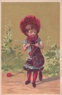Vers 1900 Mercerie Laigneau Place Marceau à Chartres : Le Crochet (couture,tricot) - Autres