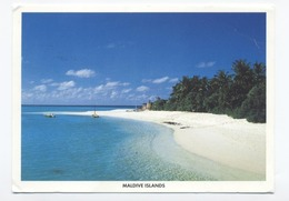 MALDIVES ISLANDS MADOOGALI ISLAND RESORT ---TIMBRE PAPILLON   - RECTO / VERSO-- B48 - Maldives