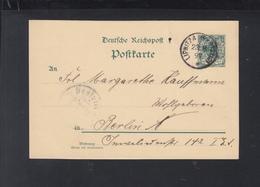 Dt. Reich GSK 1897 Lipnitza Polen Poland - Deutschland