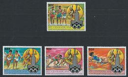 Centrafrique YT 427-430 XX / MNH - Central African Republic
