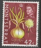 Montserrat. 1965 Vegetables. 42c Used. SG 171 - Montserrat