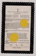 Marie Elise LOVERIX  Tongeren Tongres 1824 - Hasselt 1891 - Décès
