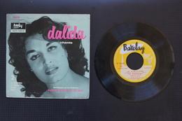 DALIDA LA VIOLETERRA EP 1957 VALEUR + VARIANTE - 45 T - Maxi-Single