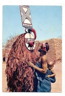 VÖLKERKUNDE / Ethnic, Masker / Masque CONGO - Afrique