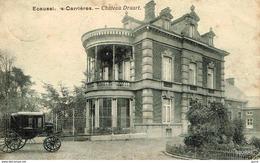 Ecaussinnes-Carrières - Kasteel - Château Druart - Ecaussinnes