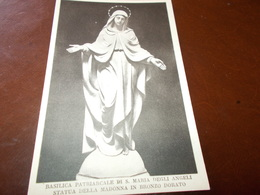 B715  Religione Basilica S.maria Degli Angelimadonna Cm14x9 Non Viaggiata - Religioni & Credenze